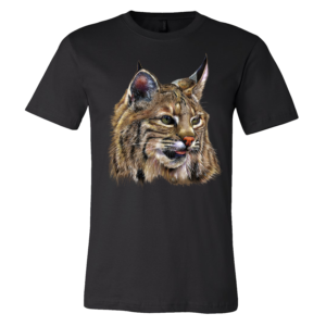 BLACK SHIRT BOBCAT