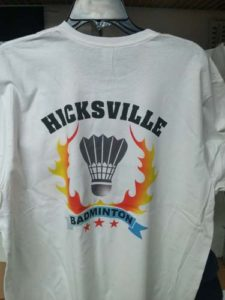 HICKSVILLE BADMINTON