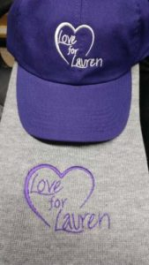 LOVE FOR LAUREN