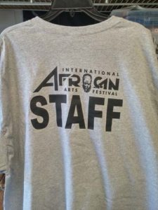 STAFF GREY SHIRT